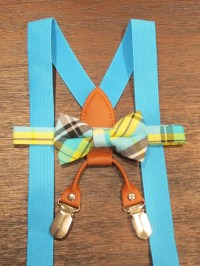 Toddler Bow Tie and Suspenders Toddler Toddler by ...