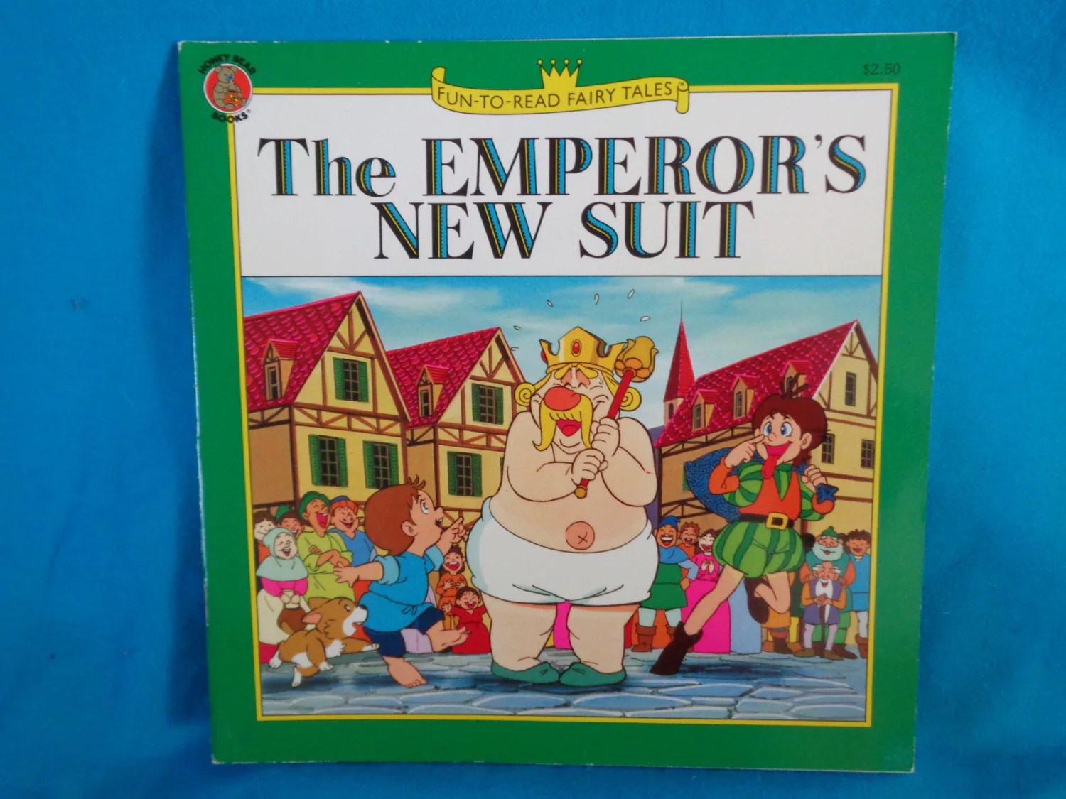 Vintage Fun To Read Fairy Tales The Emperor S New