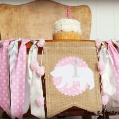 Age For High Chair Buffalo Check Hilo Lovingheartdesigns Winter Wonderland Bear Birthday Highchair