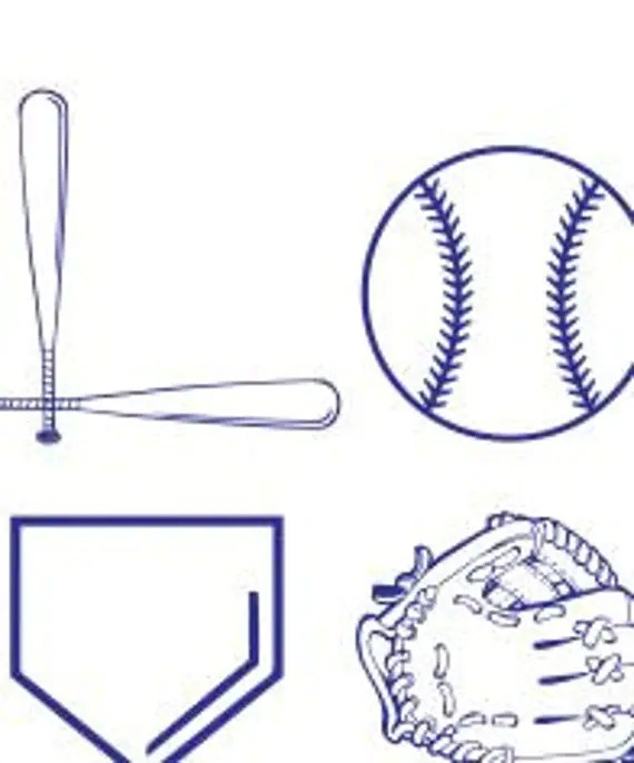 Download Baseball Love SVG Cutting File Baseball Svg