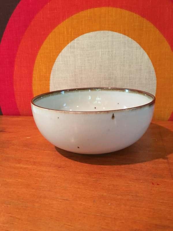 Dansk Brown Mist Bowl Vegetable Serving
