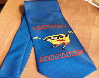 Spongebob tie | Etsy