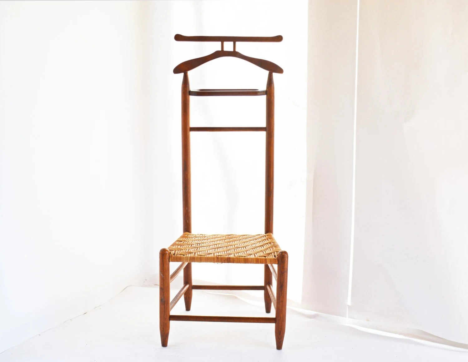 Mens Valet Chair Vintage Valet Chair Clothes Valet Mens Valet Valet Stand