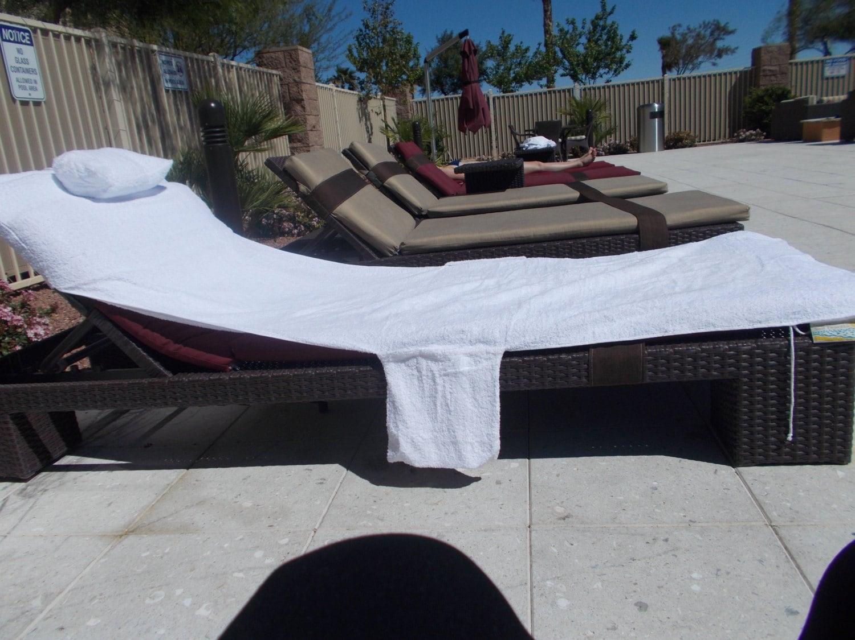 beach chair cover backpack costco sun towel lounge resort