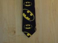Batman Skinny Neck Tie