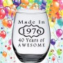 40th Birthday Gifts For Women 40th Birthday By