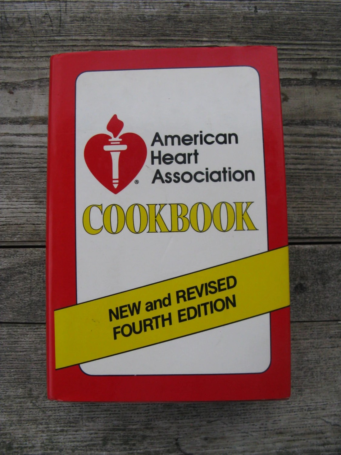 American Heart Association Cookbook New And Revised