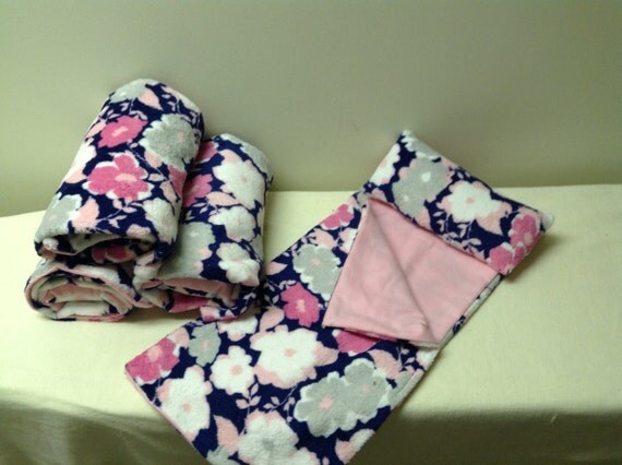 American Girl Or 18 Inch Doll Sleeping Bag And Pillow Set In