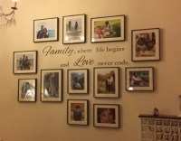 Love Family Quotes Wall Decal Family Wall Decal Family