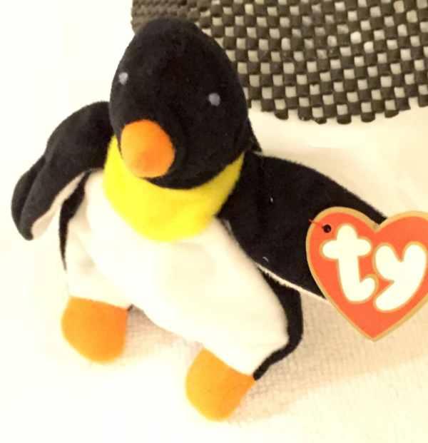 Ty Beanie Babies Waddle Penguin Beaniebabiesandtoys