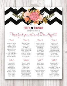 Il xn also wedding seating chart sign plan rh catchmyparty
