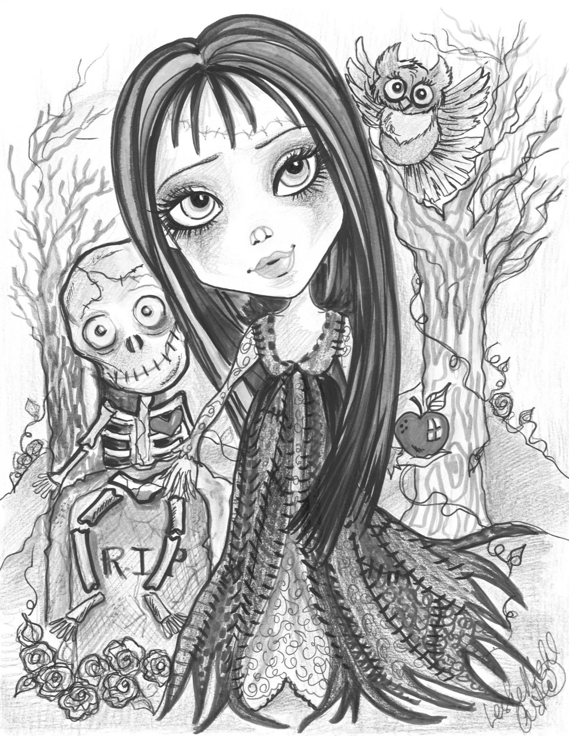 image relating to Free Printable Grayscale Coloring Pages called √ Free of charge Grayscale Coloring Webpages For Grown ups Grayscale