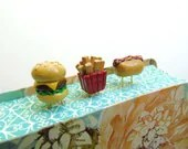 Fast Food Polymer Clay Pa...