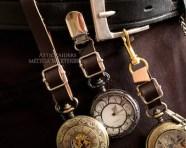 Pocket Watch Holder , Steampunk Pocketwatch , Pocketwatch Holster , Holder , Leather Holster , Compass Holder , Watch Strap , Steampunk