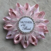 Pink Bridal Shower Decorations Mother of the Bride Gift