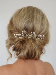 art deco wedding hair accessories