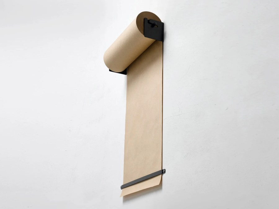 Wall Mounted Paper Roller
