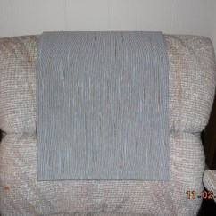 Gold Chair Covers On Sale Sedan For Cap Headrest Pad Recliner Hd Cover Furniture By Stitchnart