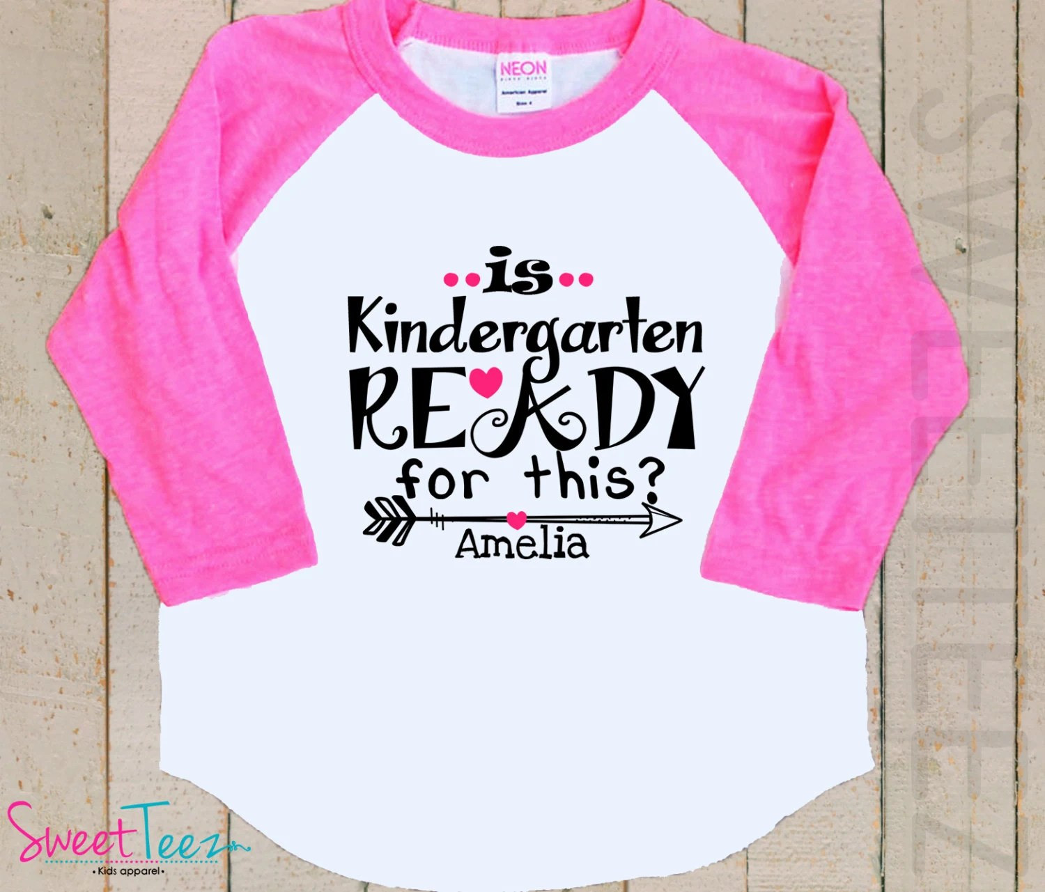 Kindergarten Shirt Hip Arrow Shirt Is Kindergarten Ready For