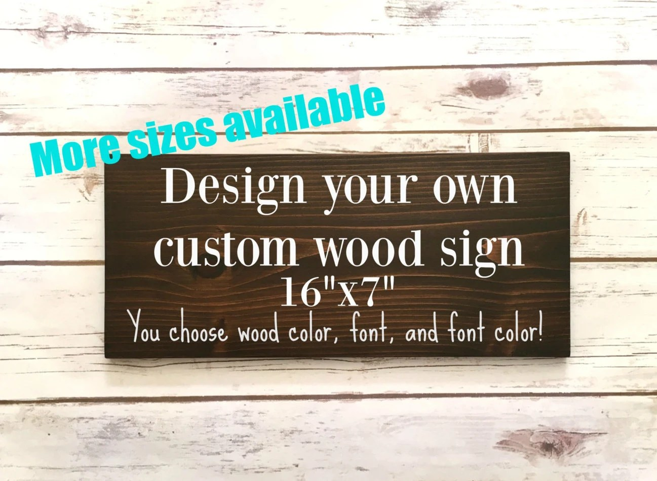 Personalized Bar Signs Etsy