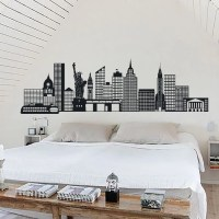 New York Wall Art City Decals Vinyl Decal Stickers by ...