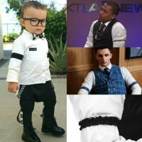 Hip trendy baby clothing Unique style boy fashion Baby