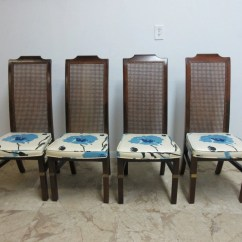 Henredon Chairs Dining Room Heywood Wakefield Chair Styles 4 Mid Century Vintage Campaign Furniture