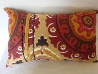 Rust colour pillow | Etsy