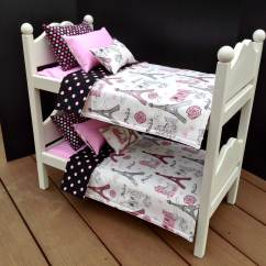 American Girl Doll Chairs Swivel Chair Under 30 Furniture Bunk Beds With By Bedsandthreads