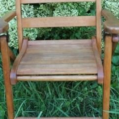 Yugoslavian Folding Chair Swing Daraz Child | Etsy