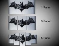 batman canvas  Etsy