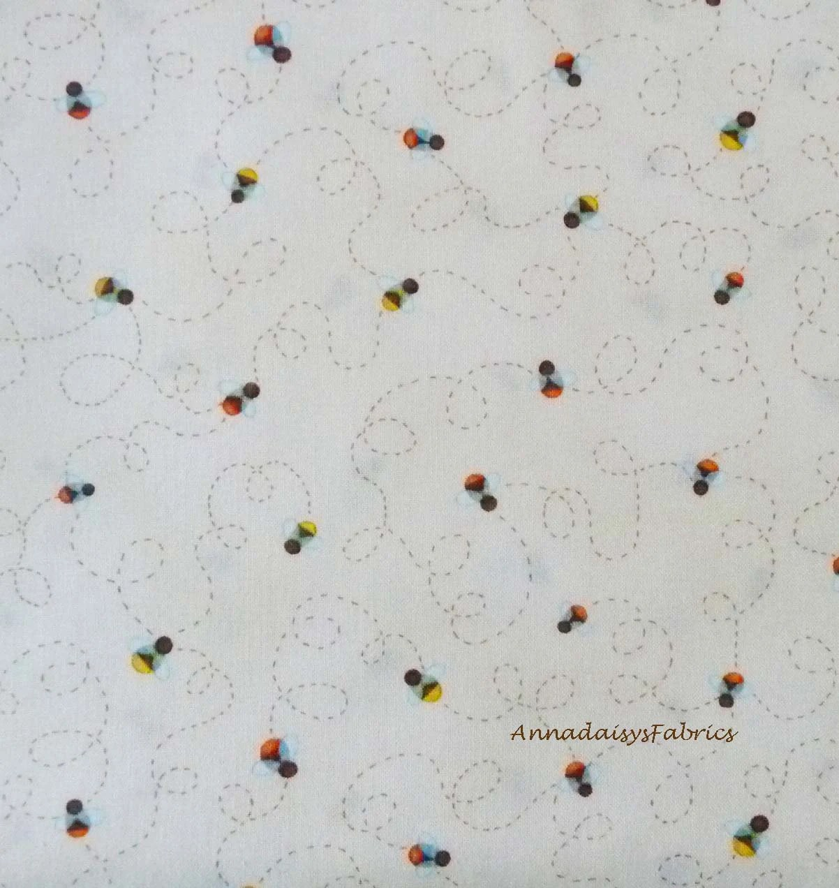 Bee Fabric Henry Glass Good Morning Sunshine by