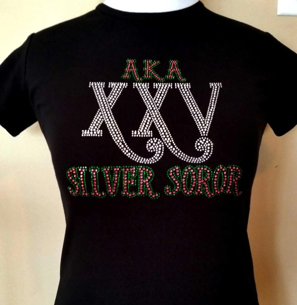 645099f73 Alpha Kappa Alpha Sorority Tee Shirts - Year of Clean Water