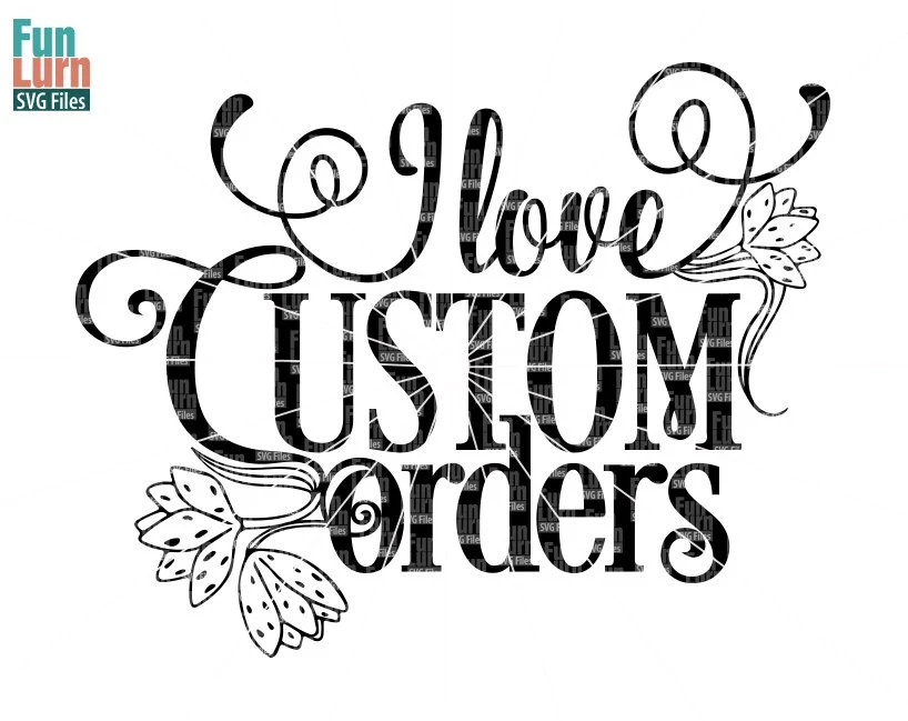 I love custom orders SVG Craft Fair Sign Shop sign stall