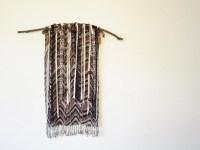 Boho Wall Art / Bohemian Hanging / Fabric Wall Art / Gypsy