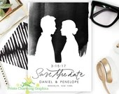 Save The Date Card Design...
