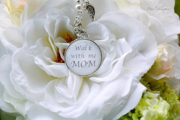 Bridal Bouquet Charm Wedding Memory