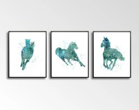 Horse art | Etsy