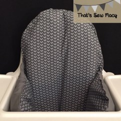 Antilop High Chair Knoll Desk Grey Ikea Highchair Cushion Cover With Or Without