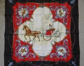 Vintage Silk Victorian Ca...