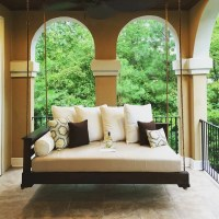 Porch Swing: The Sullivan's Island Swing Bed
