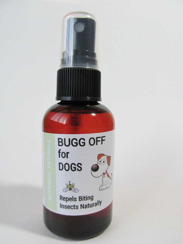 Natural Pet Care Mosquito Repellent Tick Flea Tick Dogs
