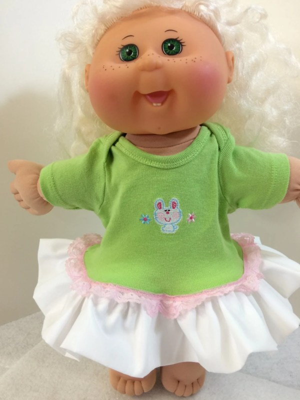 Cabbage Patch Baby Smaller Kids 14 Doll Clothes