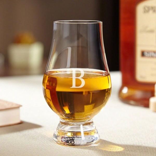 Glencairn Whiskey Glasses Personalized