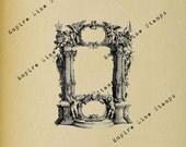 Ornate Baroque Frame - Di...