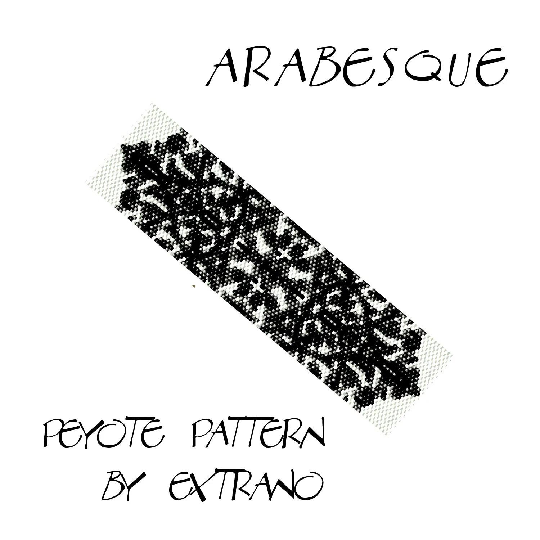 Peyote bracelet pattern uneven peyote pattern even peyote