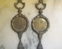 Brass furniture trim