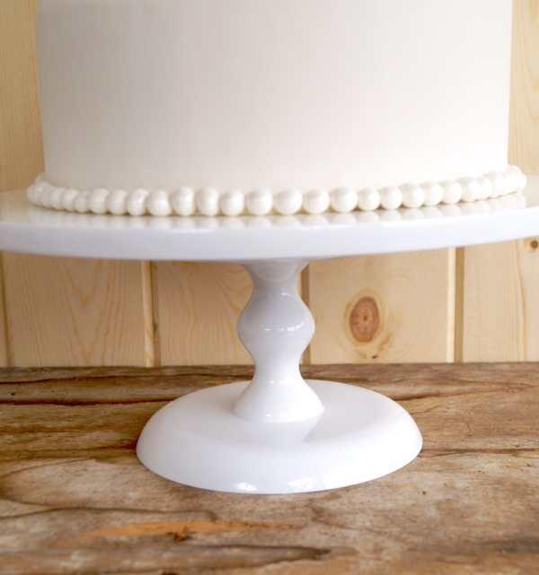 Cake Stand Cupcake Pedestal Ritamarieweddings