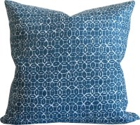 High End Designer Decorative Pillow Cover-China Seas-Melong