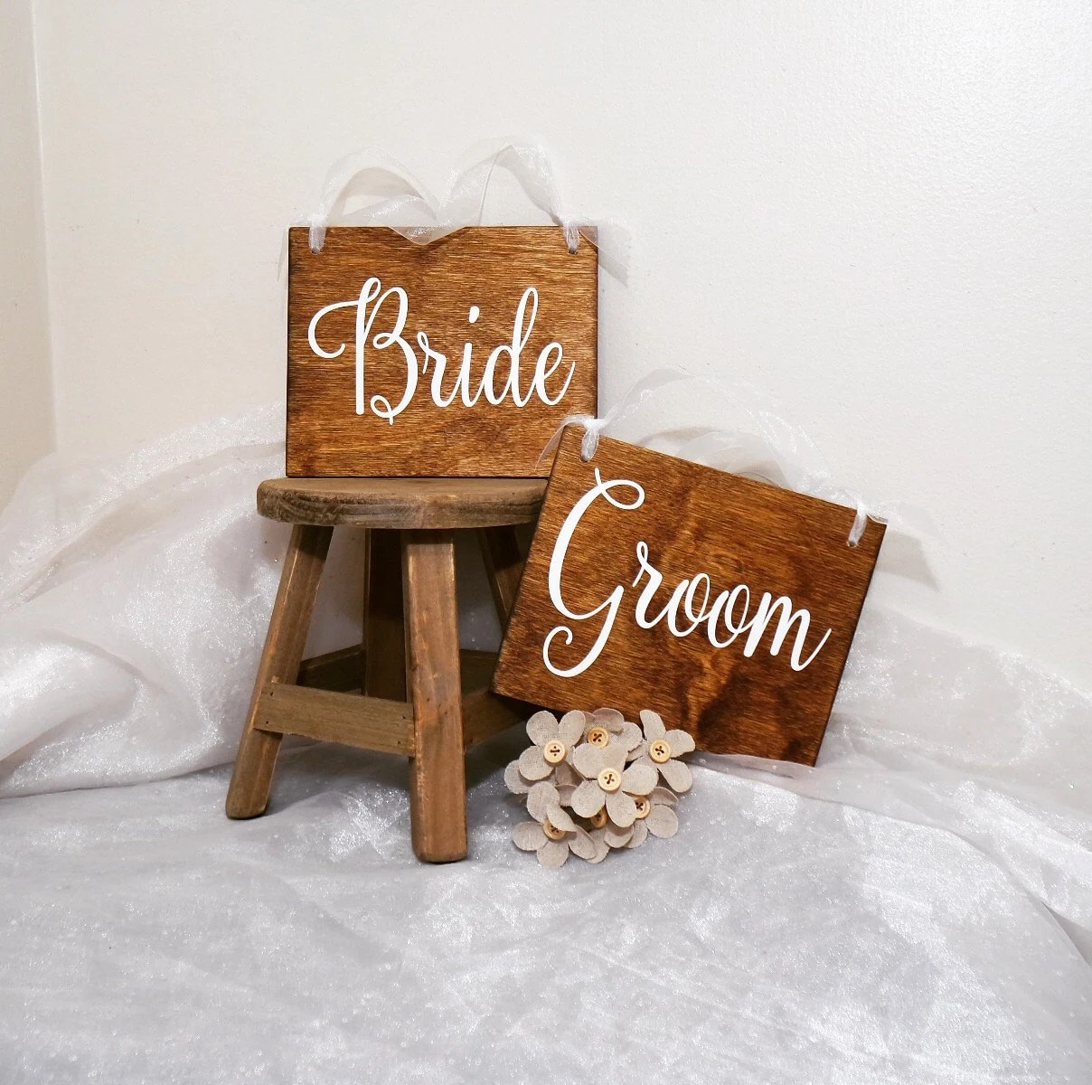 wedding bride and groom chairs haworth lively chair signs